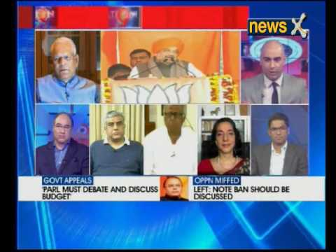 Nation at 9: Budget day face-off on cards; Cong, TMC plot a blockade