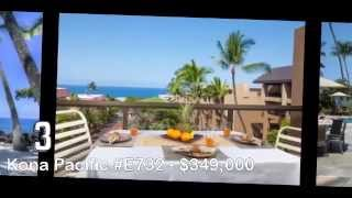 Top 5 Vacation Rental Condos in Kailua Kona Hawaii