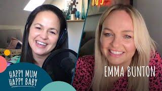 Emma Bunton | HAPPY MUM HAPPY BABY: THE PODCAST | AD