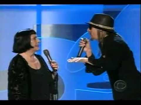 Keely Smith y Kid Rock that old black magic