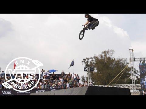 2019 Vans BMX Pro Cup Mexico City, Best Trick, Best Whip | BMX Pro Cup | VANS