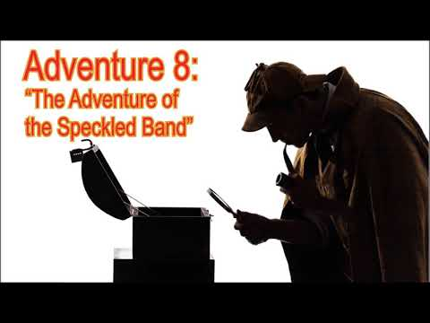 "[MultiSub] The Adventures of Sherlock Holmes: Adventure 8: ""The Adventure of the Speckled Band"""