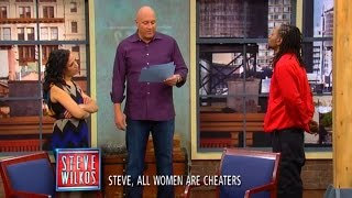 Has She Been Cheating All This Time? (The Steve Wilkos Show)