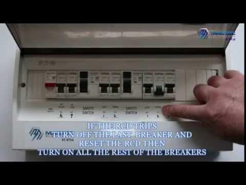 Perth Electrician - RCD Trip / Fault how to diagnose