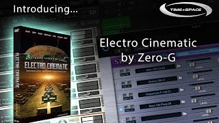 Zero-G Electro Cinematic Sample Pack - Introduction