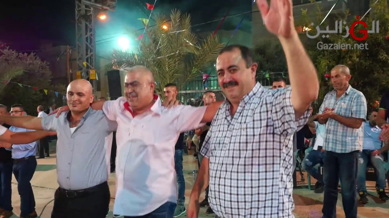 عصام عمر صهيب عمر حفلة ابو كرم بدارنه عرابه