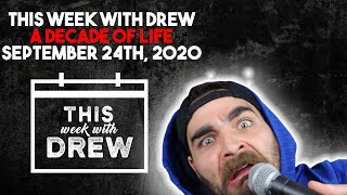This Week With Drew   September 24th, 2020