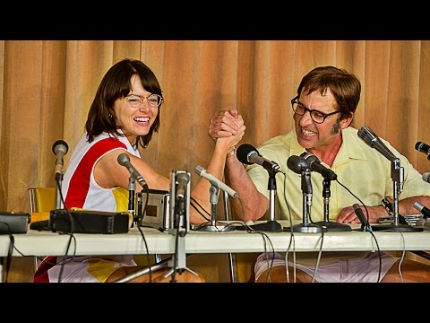 'Battle of the Sexes' Official Trailer (2017) | Emma Stone, Steve Carell