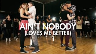 Felix Jaehn - Ain't Nobody (Loves Me Better) ft. Jasmine Thompson (Dance Video)   Choreography
