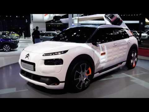 citroen c4 cactus airflow 2l efficient 2017 youtube. Black Bedroom Furniture Sets. Home Design Ideas