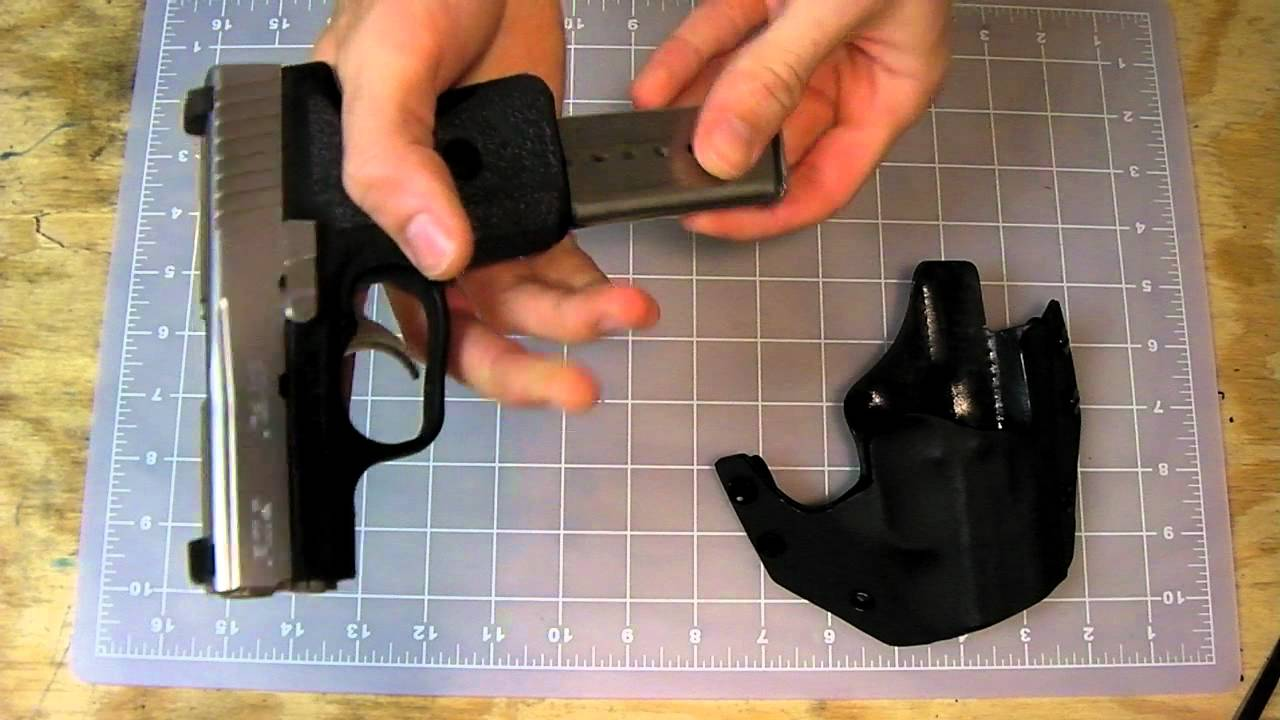 [Closed] Kahr PM9 Kydex Holster - Ideal Holsters