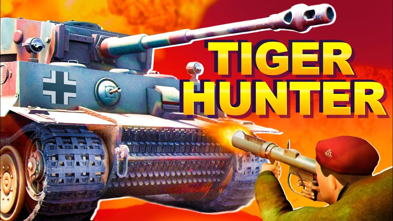 Download The One Man Tank Destroyer