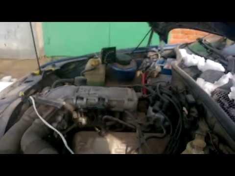 Установка тахометра на форд скорпио