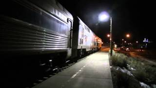 Amtrak California Zephyr: Elko, Nevada