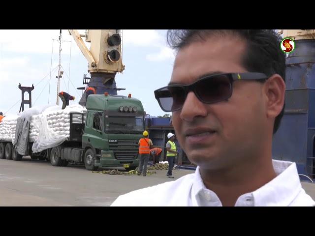 STVS Journaal 15.10.19 Suriname exporteert 3000ton rijst naar Venezuela