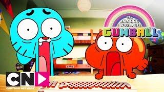 Удивительный мир Гамбола | Конспирация против Алана | Cartoon Network<