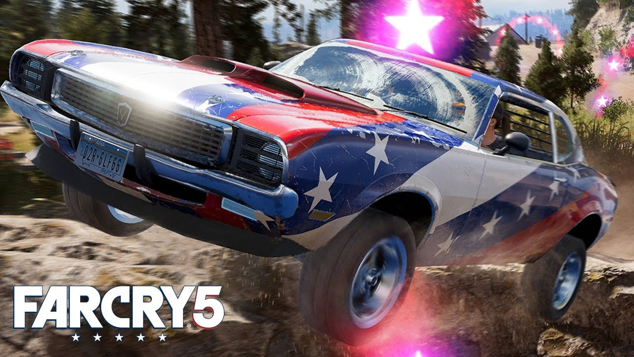 far cry 5 gameplay ps4 pro
