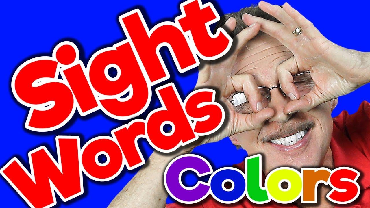 maxresdefault - Sight Word Kindergarten