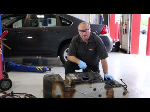 How to Clean Your Fuel Tank