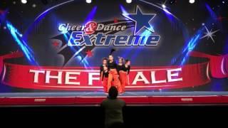 Super 7 dance group Finale Chions April 2017