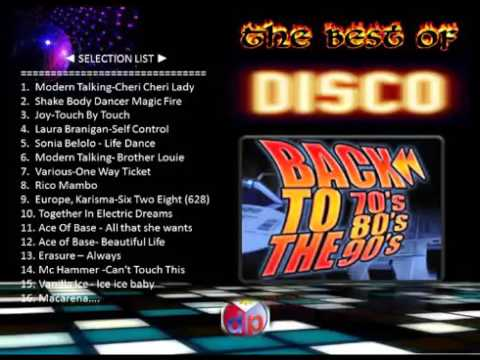 Top Disco Hits Of The 70s
