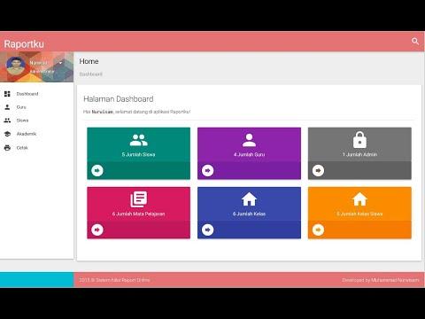 Membuat Aplikasi Sistem Informasi Dengan Php