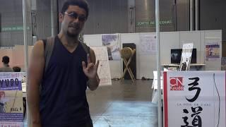 【日本の武道人気!弓道②】フランス・パリ・ジャパンエキスポ2018!Japan(Japon) Expo Paris 2018,France