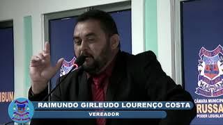 Raimundo Girleudo Pronunciamento 13 03 2018