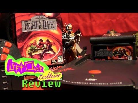 Fight for Life (Atari Jaguar) - Leftover Culture Review