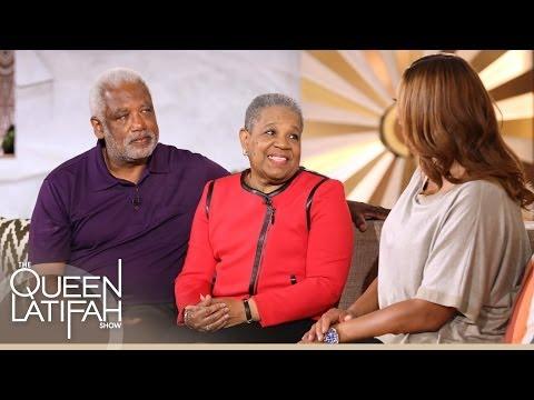 Queen Latifah Surprises The Bryant Center
