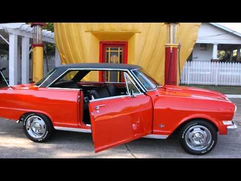 134746 1962 chevrolet nova by rk motors charlotte for Affordable motors winston salem nc reviews