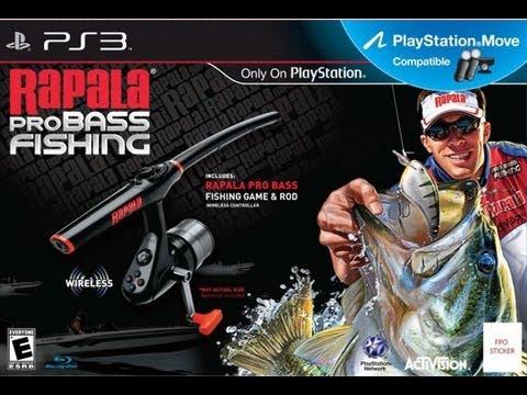 o jogo rapala pro fishing