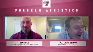 Fordham Athletics - Catching Up with P.J. Carlesimo