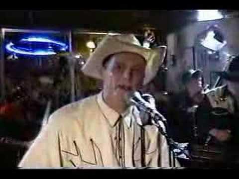 Hank Williams III (Curb Records Promo Video)