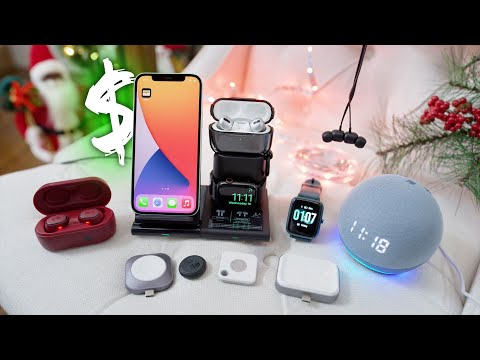 The GREATEST Tech Gifts 2020 – Budget Edition!