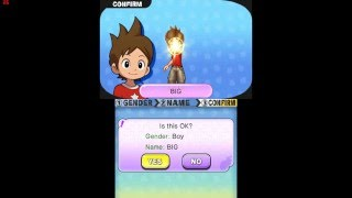 Yo-Kai Watch HD. 58Mins 1st Chapter #1(New UnOfficial Citra N3DSBuild+Line Filtering+New Audio).