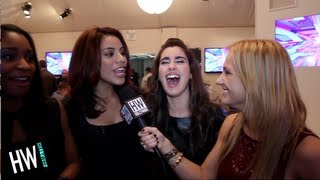 Fifth Harmony Talks X-Factor Crushes & Sisterhood!