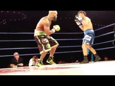 Ryan The Real Deal Ford Boxing Highlight 2016