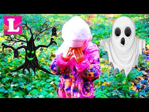 Мультфильм про девочку которая потерялась в лесу