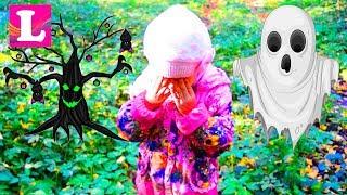 Девочка ПОТЕРЯЛАСЬ В ЛЕСУ | Поучительное видео для детей