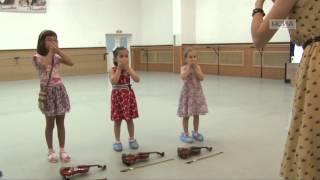 Московская школа Судзуки поделилась опытом обучения детей музыке в Якутске