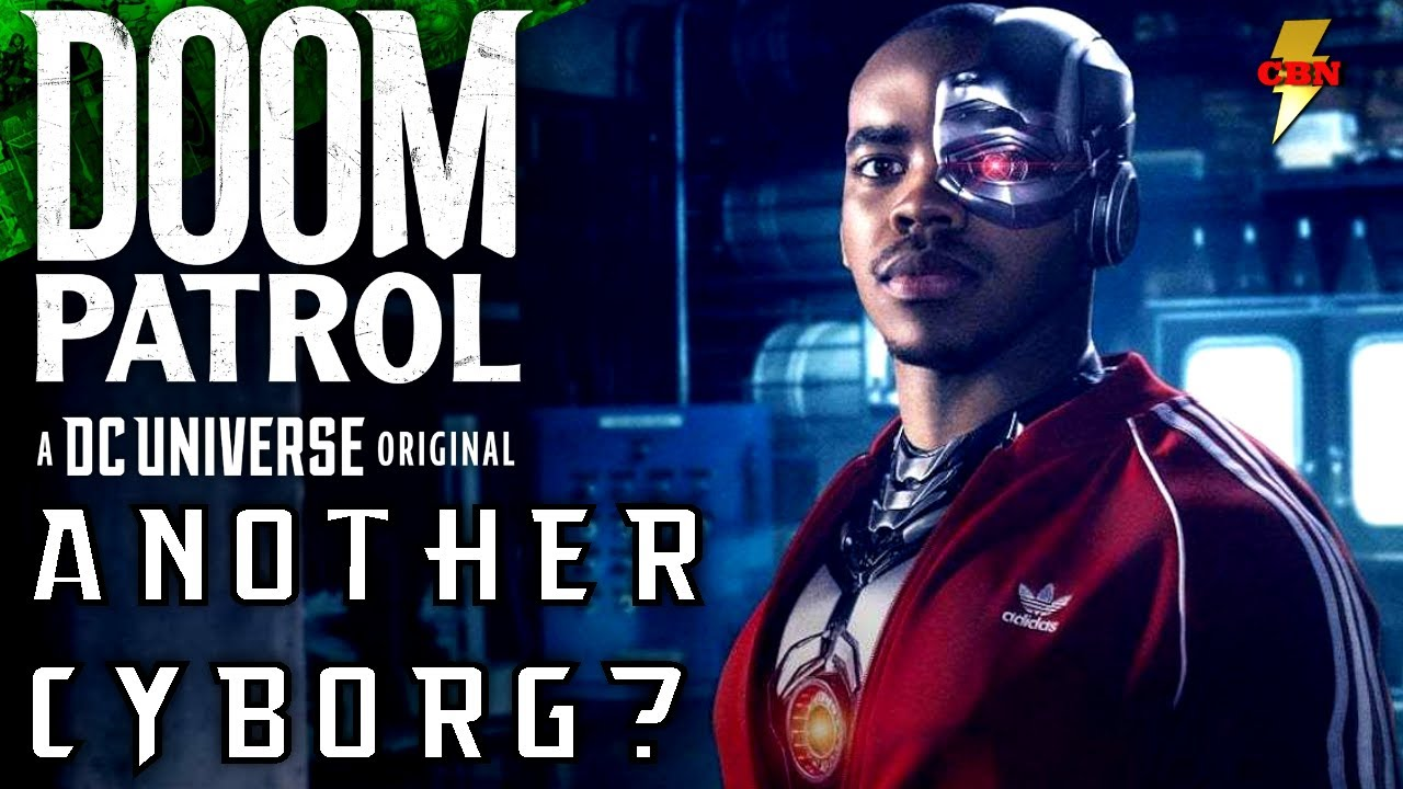 Doom Patrol Season 2 Update Another Cyborg Joins The Show Roni