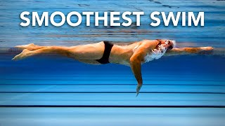 Freestyle swimming: How I swim my smoothest 100 meters in 1:05