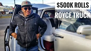 The Rolls Royce Cullinan From A Guy Who Can't Afford It Perspective