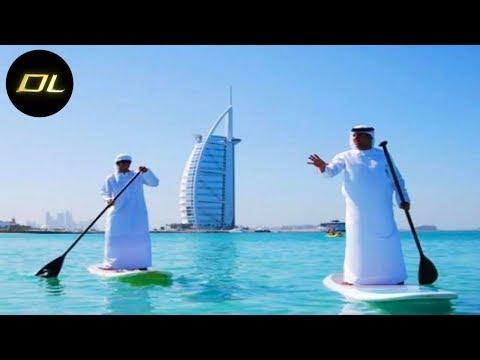 10 Choses Étonnantes Typiques de DUBAI