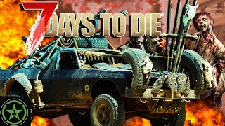 We've Got a Post-Apocalyptic Truck! - 7 Days to Die (Part 6) | Live Gameplay