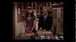 "Frasier: Niles and Daphne sing ""Heart And Soul""—in two different keys! (1998 and 2001)"
