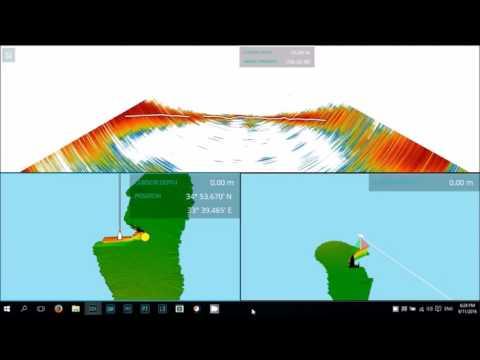 Zenobia Shipwreck Larnaca Cyprus Survey WASSP S3