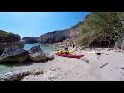Otranto in Sea Kayak