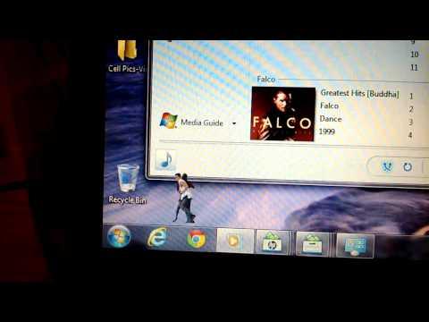 Plus! Dancer on Windows 7